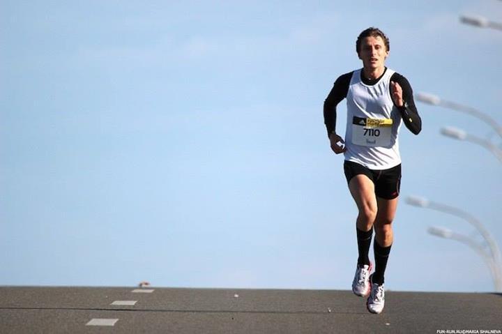 Бігайте частіше і довше!