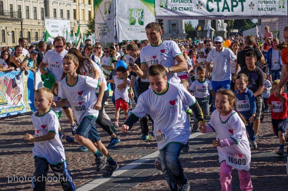 «Пробег под каштанами 2014»: итоги - photo