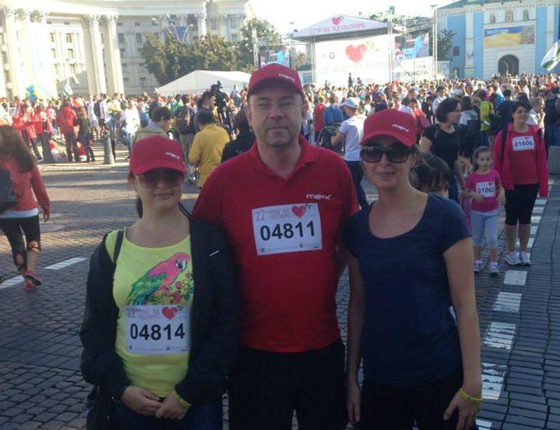 Марія Міняйло: Пробіг для мене – це роман довжиною в життя!