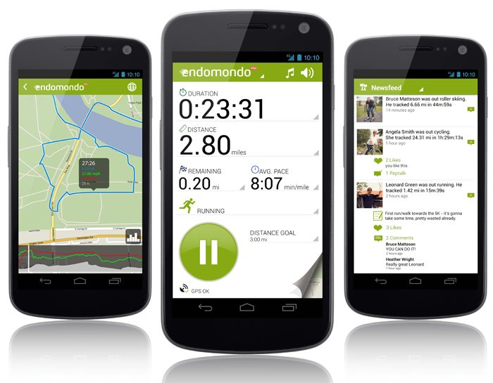SMART START. Endomondo - photo