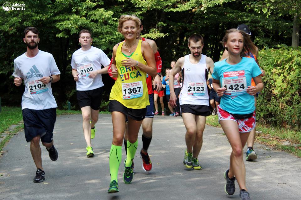 Олена Бурдейна: Біг прекрасний тим, що дозволяє змагатися з самим собою …