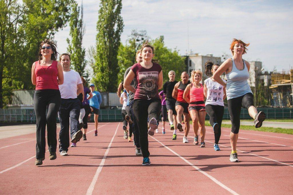 Тренировка №1: как бежать? - photo