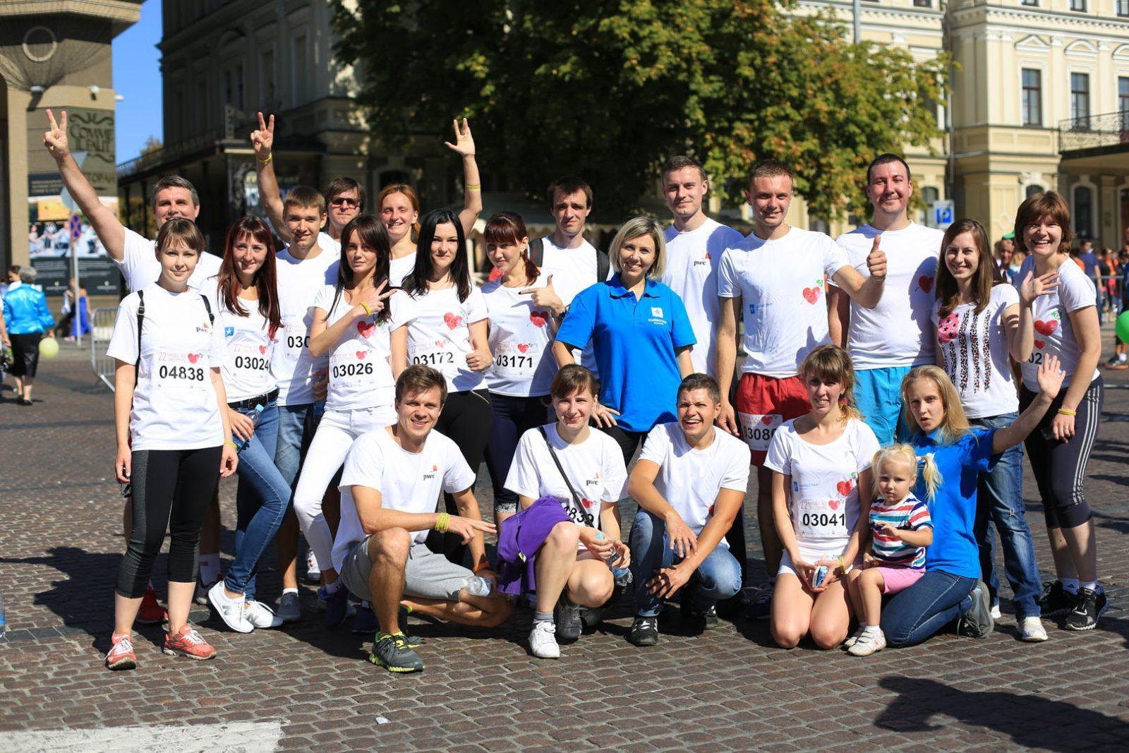 «Киевстар» присоединяется к благородной инициативе «Пробег под каштанами-2015!»