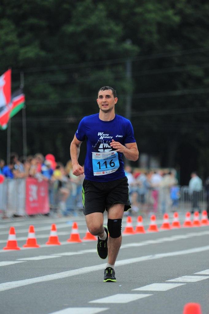 Анатолій Танцюра: Стартуй у спорті – перемагай по життю