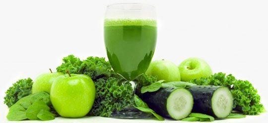 Корисності. Користь зеленої їжі