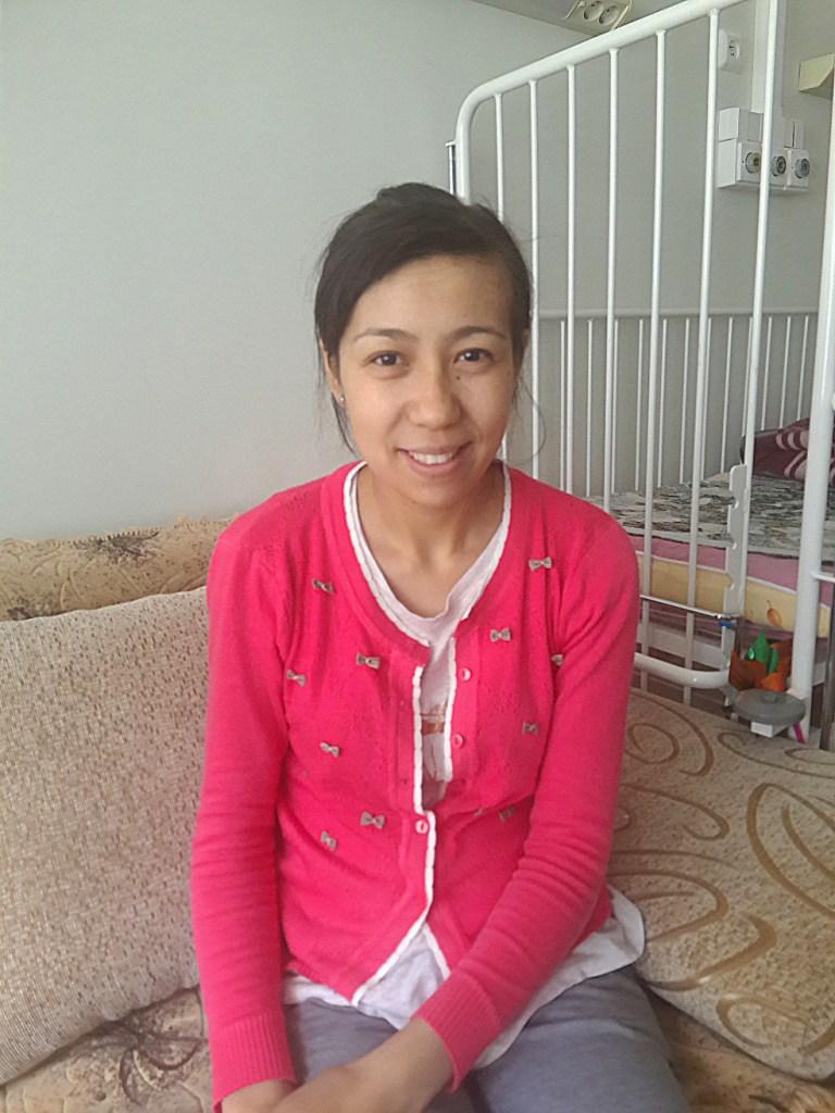 Турсинай Ісатаева: Я хочу брати участь і допомагати іншим так само, як допомогли мені