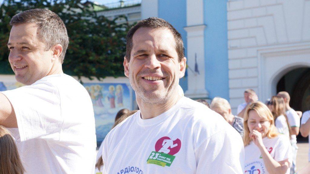 Владимир Жовнир: мы из отделения стали крупнейшим кардиоцентром в Европе - photo