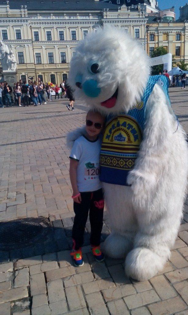 Пломбірчик прийняв участь у Пробігу-2016 - photo