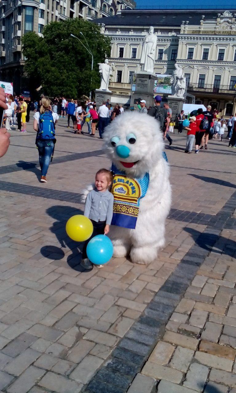Пломбірчик прийняв участь у Пробігу-2016