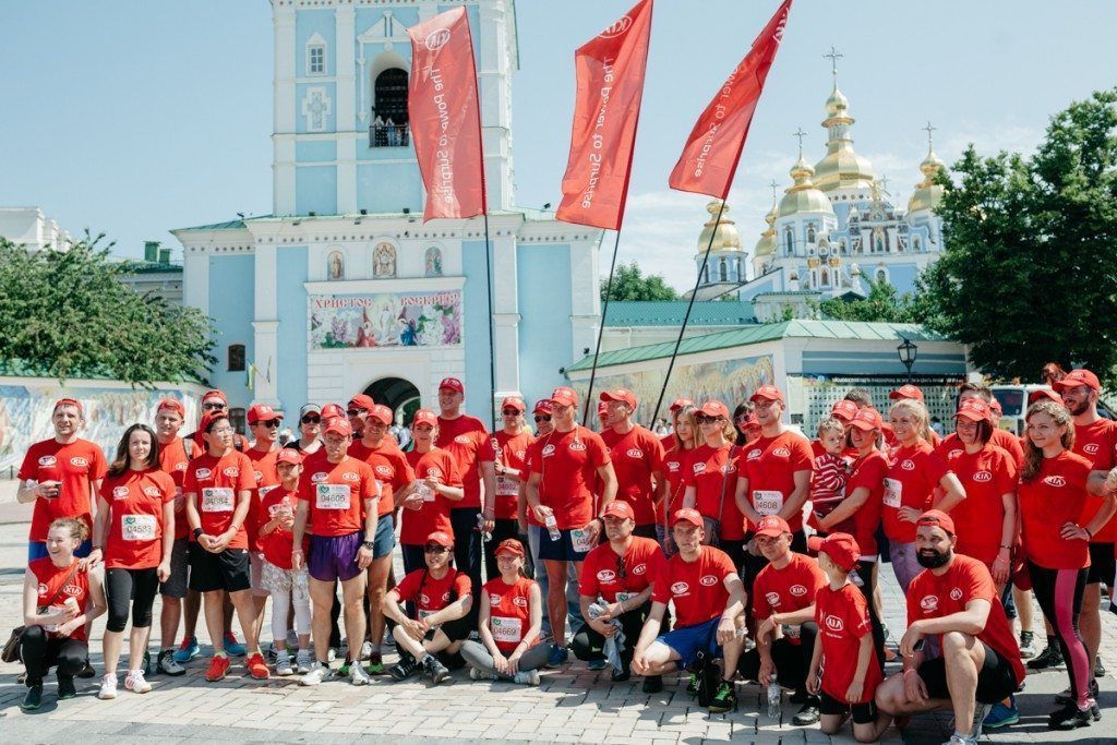 Участник команды KIA финишировал среди лидеров благотворительного забега «Пробег под каштанами 2016» - photo