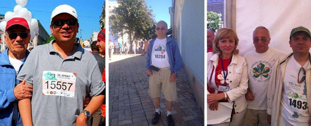Валентин Титаренко: я принимал участие во всех 24-х Пробегах - photo