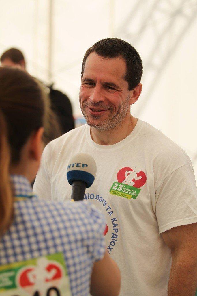 Владимир Жовнир: оперируя, мы всегда ощущаем Вашу поддержку. - photo
