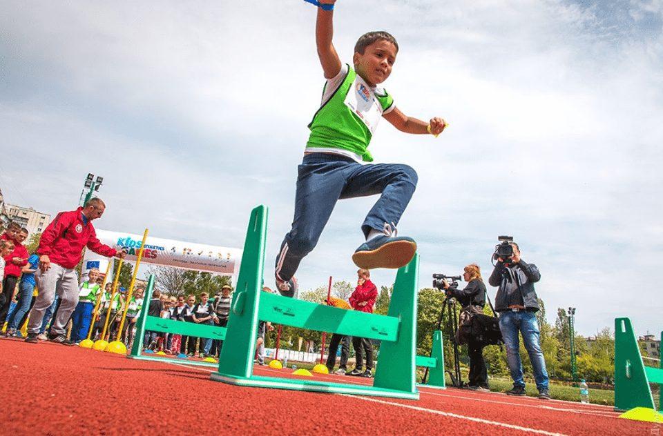 """БО """"Спорт заради Миру"""" у рамках Пробігу підготує спортивно-розважальну програму - photo"""