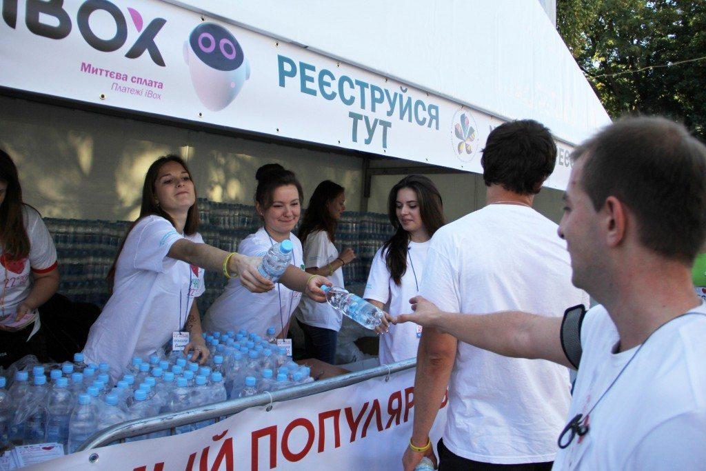 Університет Грінченка традиційно стане волонтерським партнером «Пробігу під каштанами» - photo