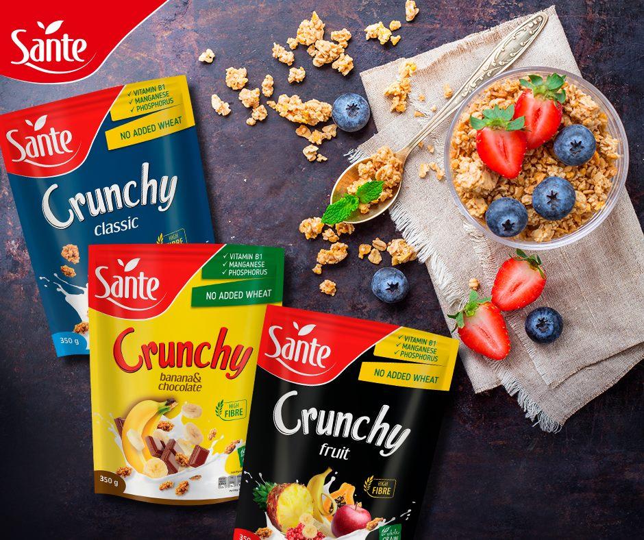 Польський бренд здорового харчування «Sante» приєднується до цьогорічного «Пробігу під каштанами» - photo