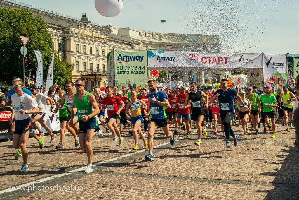 25-й ювілейний «Пробіг під каштанами» зібрав більше 10 000 людей заради щасливого майбутнього дітей - photo