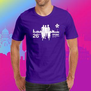 Сувенірна футболка учасника - photo