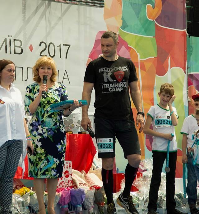 Виталий Кличко побежит вместе с киевлянами ради спасения детских сердец - photo
