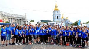 Sanofi Ukraine team